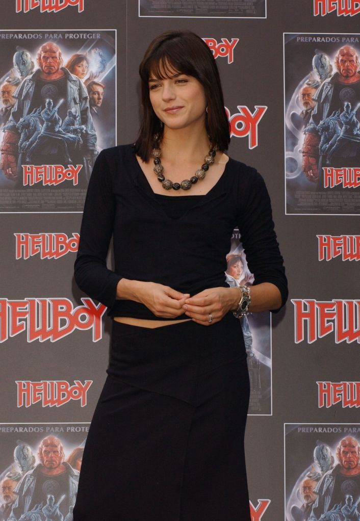 Selma Blair Hellboy