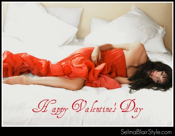 Happy Valentine's Day From SelmaBlairStyle