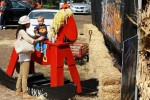 Selma Blair & Son Arthur Pumpkin Patch Fun 18