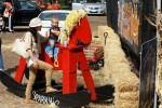 Selma Blair & Son Arthur Pumpkin Patch Fun 21