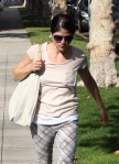 Selma Blair Spotted At Bristol Farms