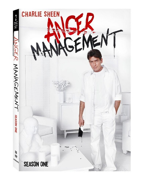 Anger Management Season One DVD Blu-ray Release