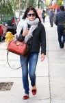 Selma Blair Shops West Hollywood 10