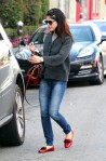 Selma Blair Shops West Hollywood 11