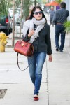 Selma Blair Shops West Hollywood 3