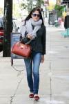 Selma Blair Shops West Hollywood 4
