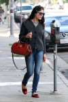 Selma Blair Shops West Hollywood 6