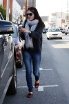 Selma Blair Shops West Hollywood 7