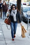 Selma Blair Shops West Hollywood 9