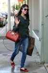 Selma Blair Shops West Hollywood