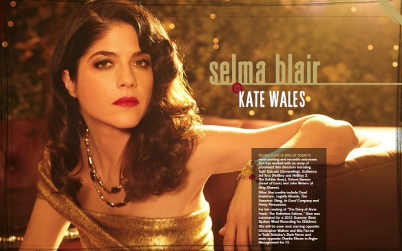 Selma Blair as Kate Wales on Anger Management