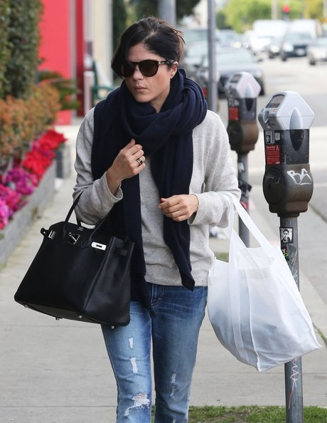 Selma Blair Shops Decades