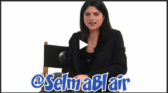 @SelmaBlair Tweet Out With Geek Nation