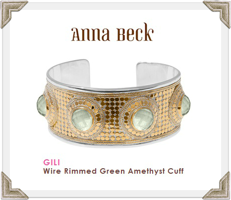 Anna Beck Bracelet As Seen Worn By Selma Blair