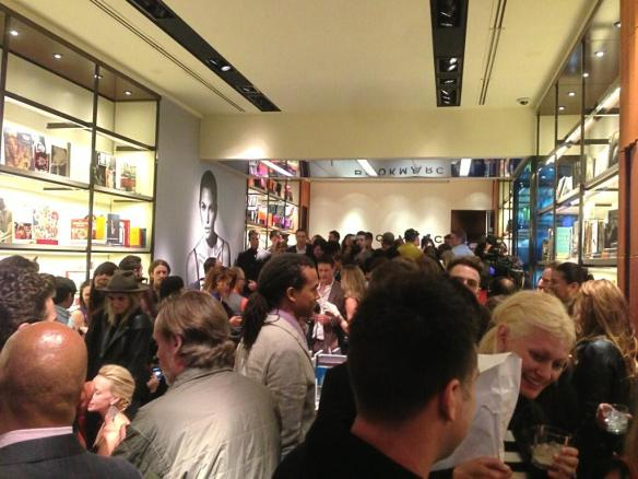 Brian Bowen Smith PROJECTS Book Launch at Bookmarc