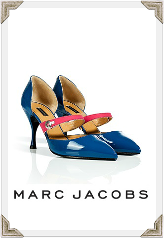 Marc Jacobs Mary Janes As Seen On Selma Blair