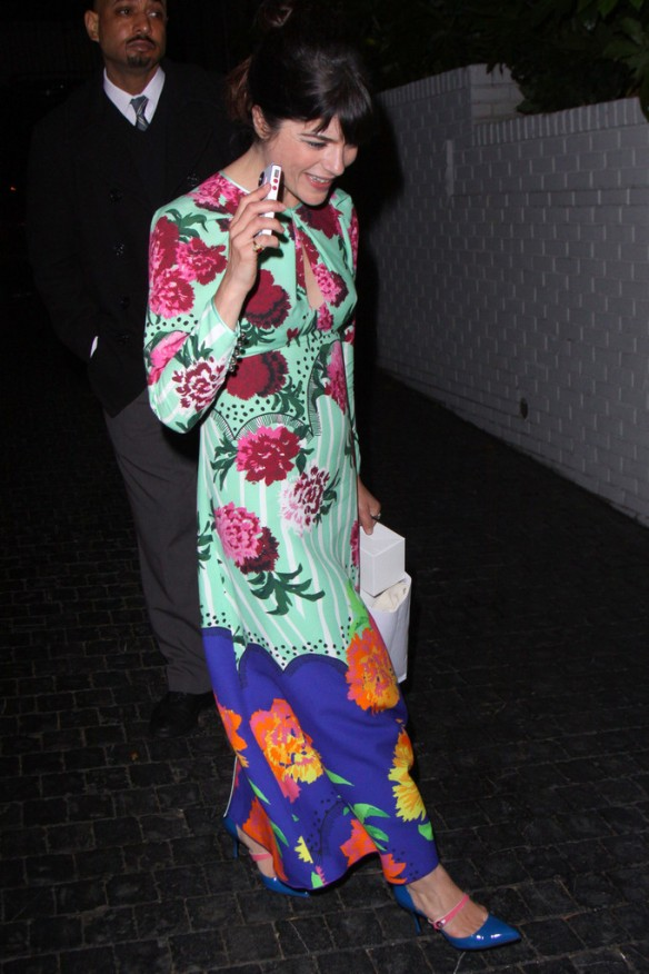 Selma Blair Arriving At Chateau Marmont 8