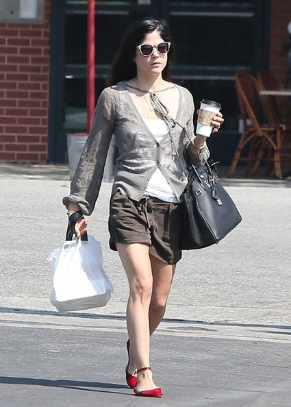 Selma Blair Steps Out In Studio City 5