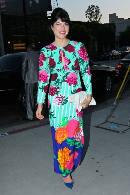 Selma Blair Wearing Marc Jacobs Resort 2013 1