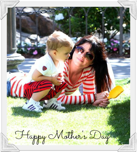 Happy Mother's Day Selma Blair