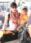 Selma Blair & Arthur Saint Train Ride 18