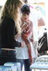 Selma Blair & Arthur Saint Train Ride 58