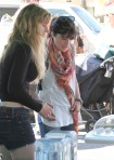 Selma Blair & Arthur Saint Train Ride 9