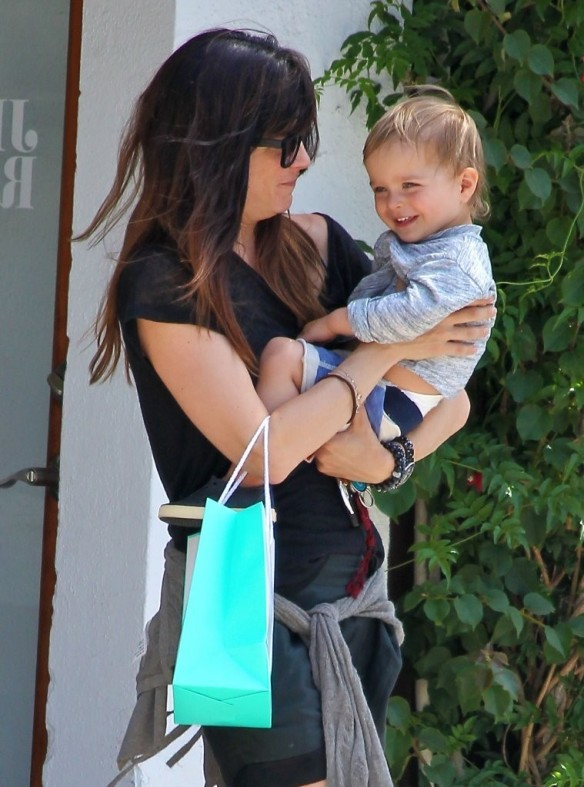 Selma Blair & Arthur Saint Weekend Update 11