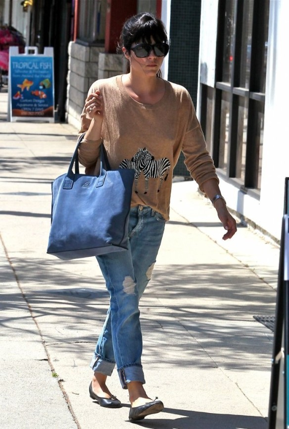 Selma Blair In L.A. 1