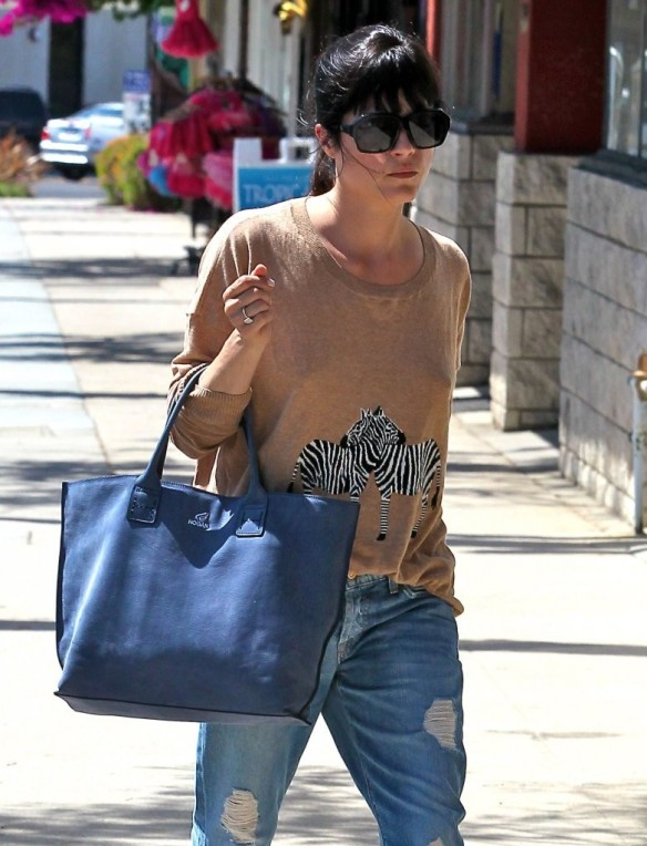 Selma Blair In L.A. 2