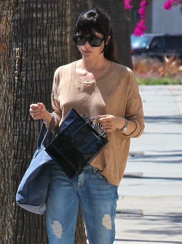 Selma Blair In L.A. 4