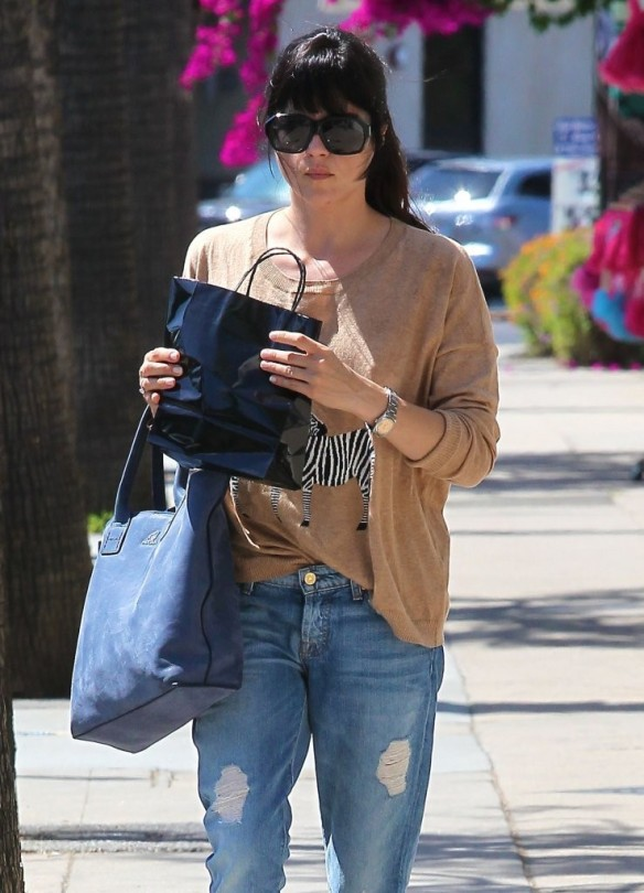 Selma Blair In L.A. 6