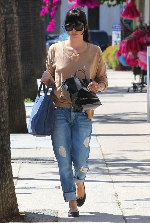 Selma Blair In L.A. 7