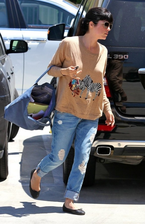 Selma Blair In L.A. 8