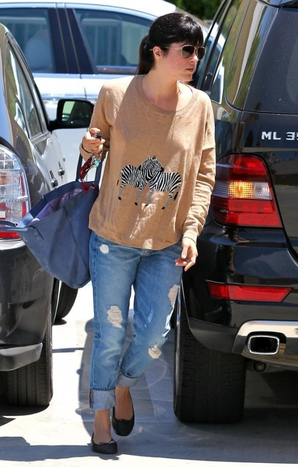 Selma Blair In L.A. 9