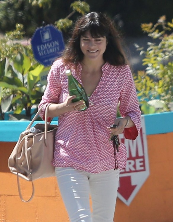 Selma Blair In Roberta Roller Rabbit Tunic 1