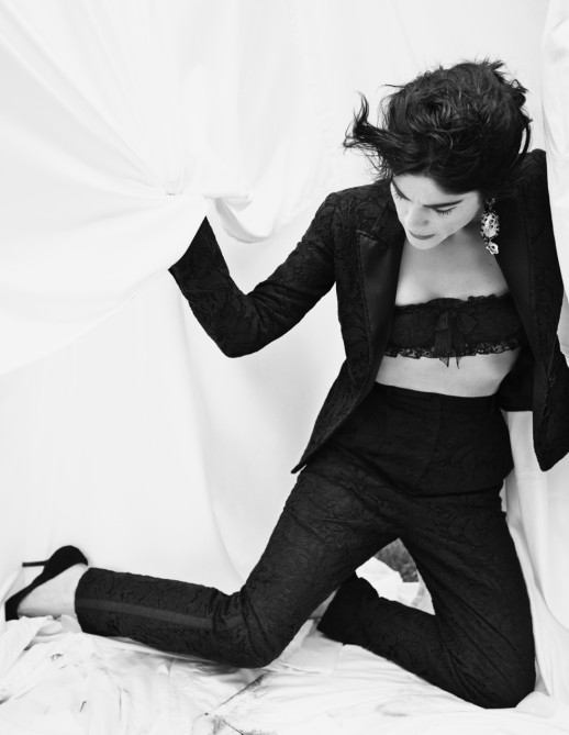 Selma Blair Rankin Shoot For Hunger Magazine 1