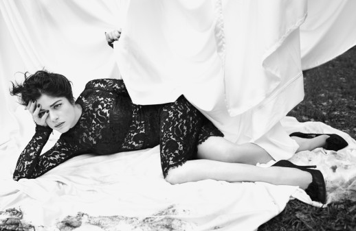 Selma Blair Rankin Shoot For Hunger Magazine 2
