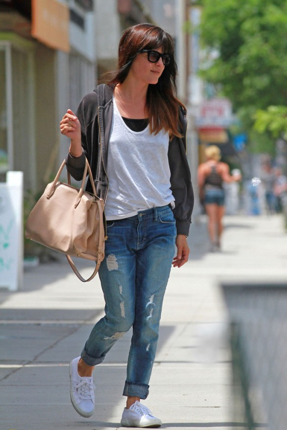 Selma Blair Rockin Denim 13