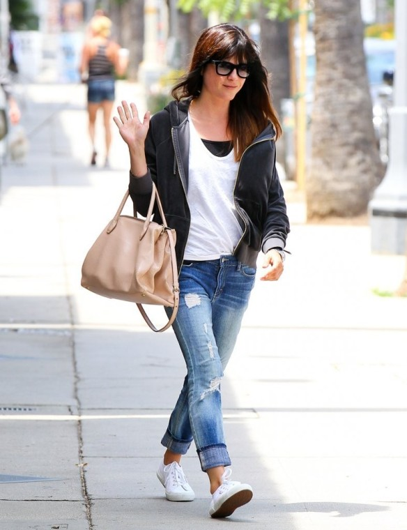Selma Blair Rockin Denim 5