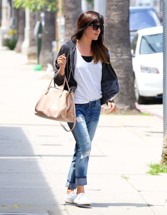 Selma Blair Rockin Denim 6