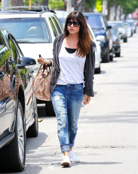 Selma Blair Rockin Denim 8