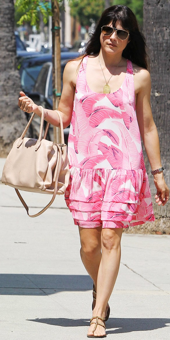Selma Blair Juicy Couture