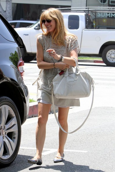 Selma Blair Wearing Greylin Los Angeles August 14 2013 3