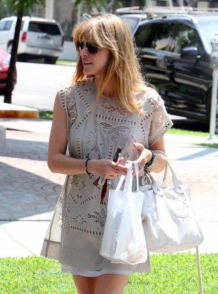 Selma Blair Wearing Greylin Los Angeles August 14 2013 6