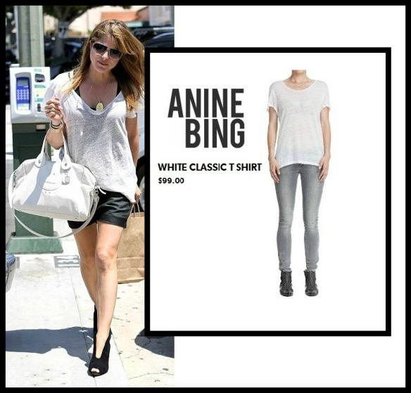 Selma Blair Wearing Vince Camuto Booties 2 - Copy