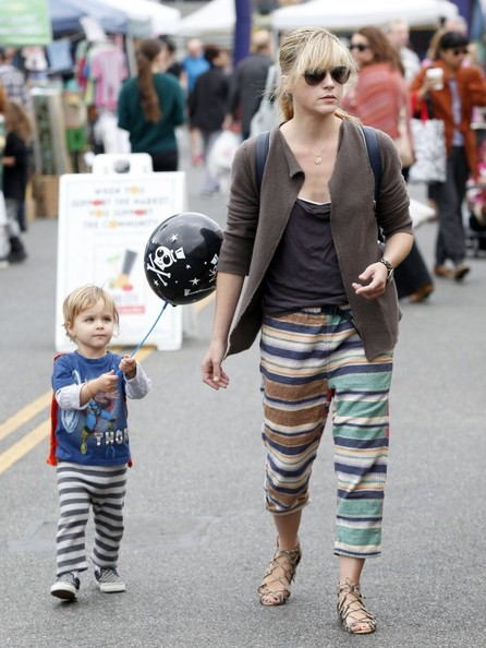 Selma Blair & Her Super Hero 11