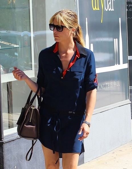 Selma Blair Shopping In LA - October 2013