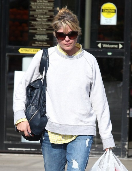 Selma Blair Stops For Supplies 6