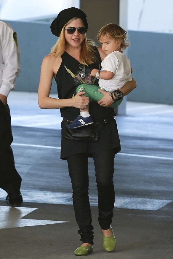 Selma Blair Superheroes Mommy 6